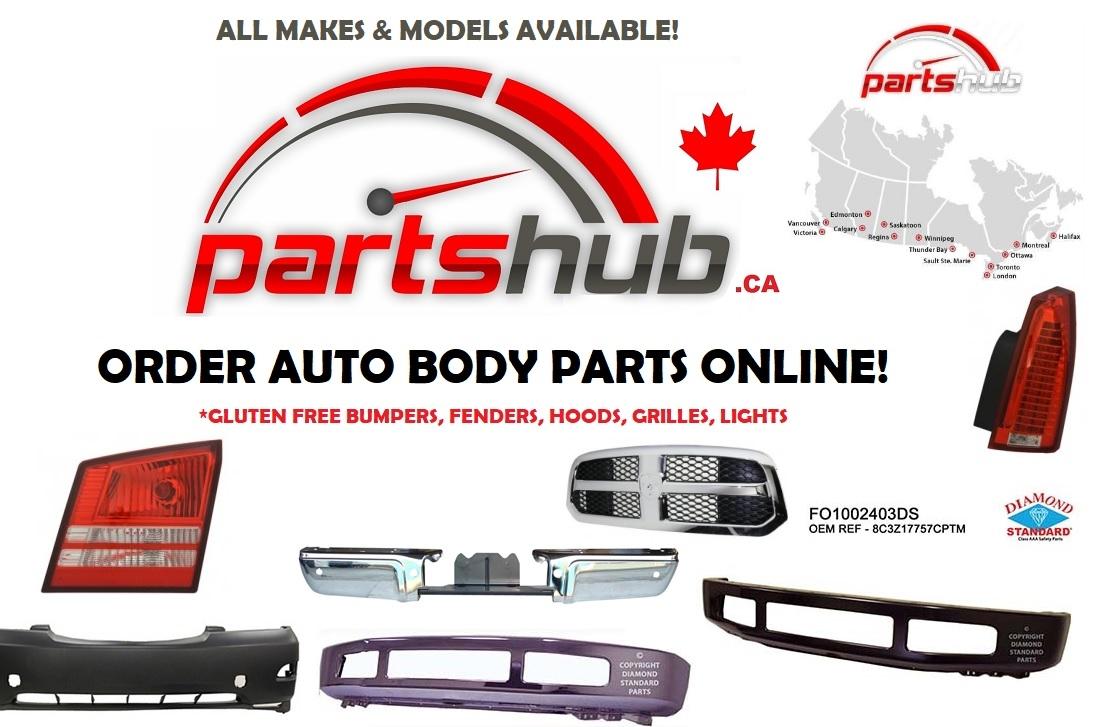 partshub auto body parts canada