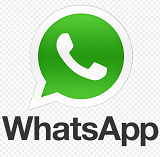 text us on whatsapp